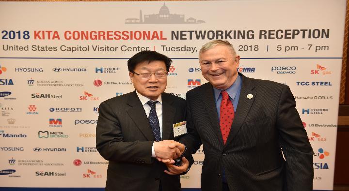 KITA's Economic Mission to the U.S. ? Korea-U.S. Industrial Solidarity Forum etc.