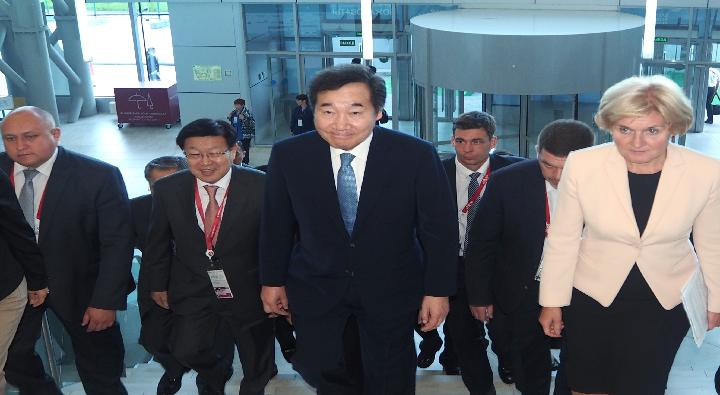 KITA Holds 'Korea-Russia Business Dialogue' at the East Forum