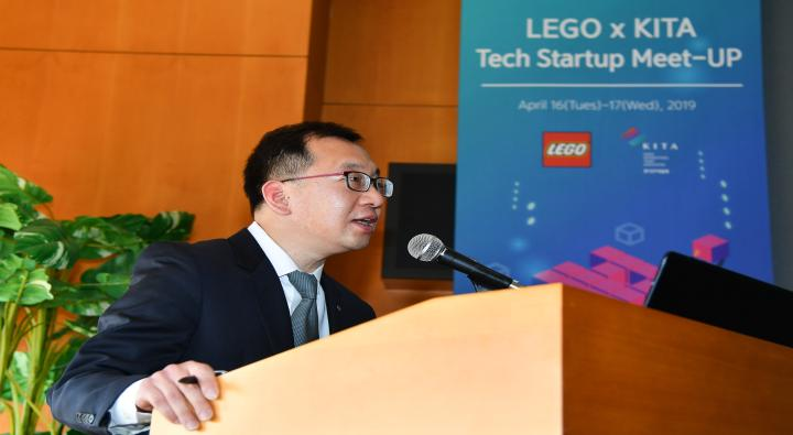 LEGO-Tech Startup 1:1 Round Table