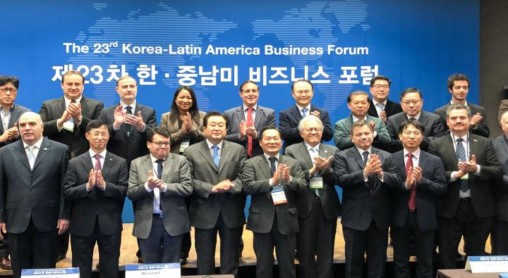 The 23rd Korea-Latin America Business Forum